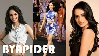 Manushi Chhillar Biography || Family, Childhood, House, Work out, Education, Life style!!!