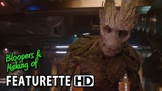 Guardians of the Galaxy (2014) Featurette - Rocket And Groot