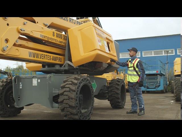 Установка зимних арктических пакетов на строительную технику