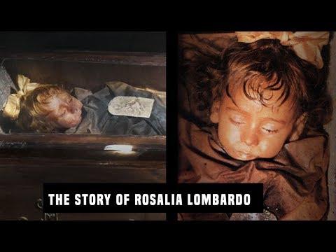 Ang batang 100 YEARS na'ng natutulog (Rosalia Lombardo story)