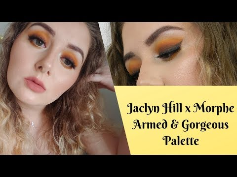 Armed & Gorgeous Tutorial & Review| Jaclyn Hill x Morphe thumbnail