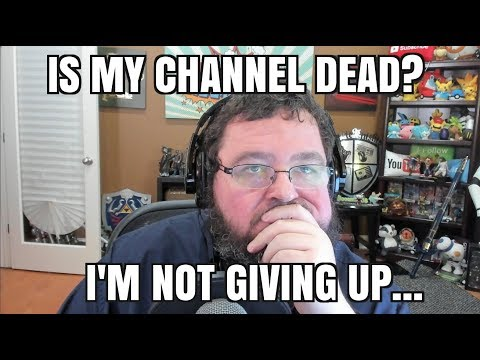 Did I Kill My Youtube Channel?  I'm NOT Giving Up.
