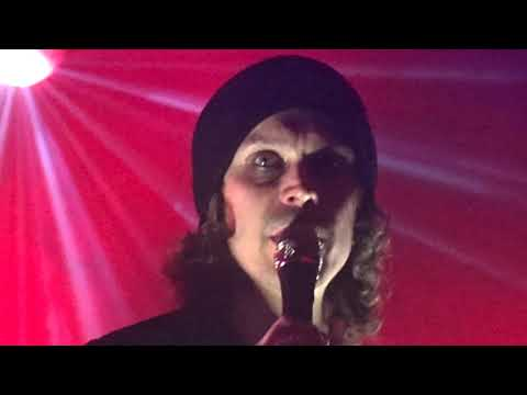 Gone With The Sin & Soul On Fire - HIM @ Helsinki Ice Hall, Helldone 27.12.2017
