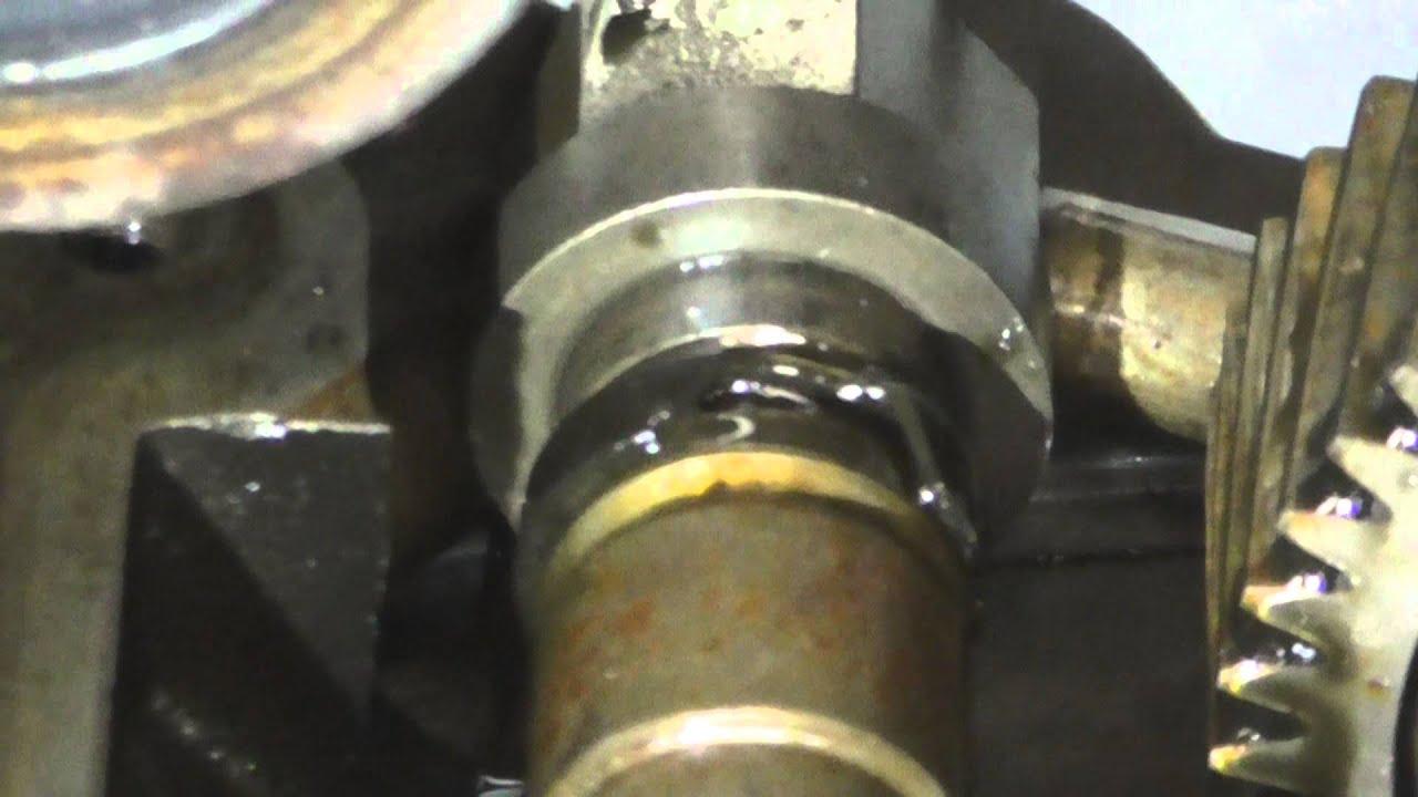 6 0 Ford Powerstroke Diesel High Pressure Oil Leak Youtube
