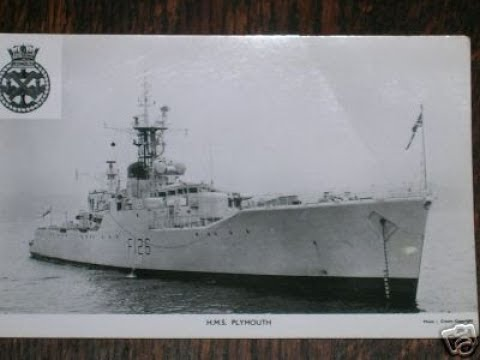 HMS Plymouth 1965 The Clear Call