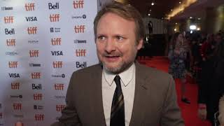 Director Rian Johnson Discusses Knives Out at 2019 Premiere