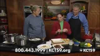 Smoked Salmon Fettuccini | Kcts 9 Cooks: Chef's Kitchen