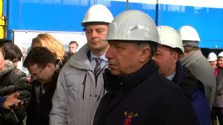 Александр Беглов посетил Кировский район СПб