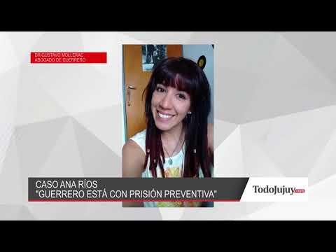 Caso Ana Ríos: Un testigo la vio tirarse y no se anima a declarar porque tiene miedo