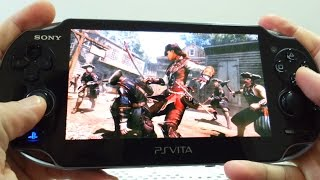 PS Vita - Assassin's Creed 3 Liberation Gameplay