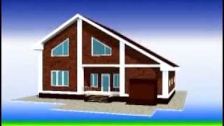 видео Каталог проектов: типовой проект загородного дома. Типовые проекты коттеджей