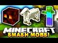 Minecraft SMASH MOBS #1 w/PrestonPlayz, Kenny, PeteZahHutt & Tyler