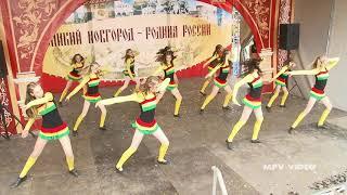 Детские современные спортивные танцы(Юниорская группа основного состава образцового коллектива ансамбля эстрадного танца СТИНТ. День города..., 2012-06-15T10:31:28.000Z)