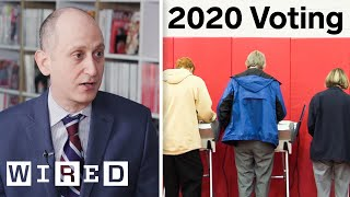 Voting Expert Explains How Voting Technology Impacts the 2020 Election   WIRED