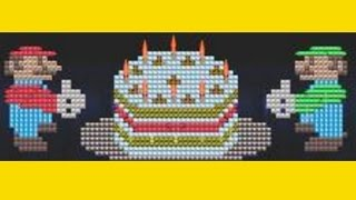 【RUN】 Happy Birthday to you~!!! by こゅ - Super Mario Maker - No Commentary 1AE