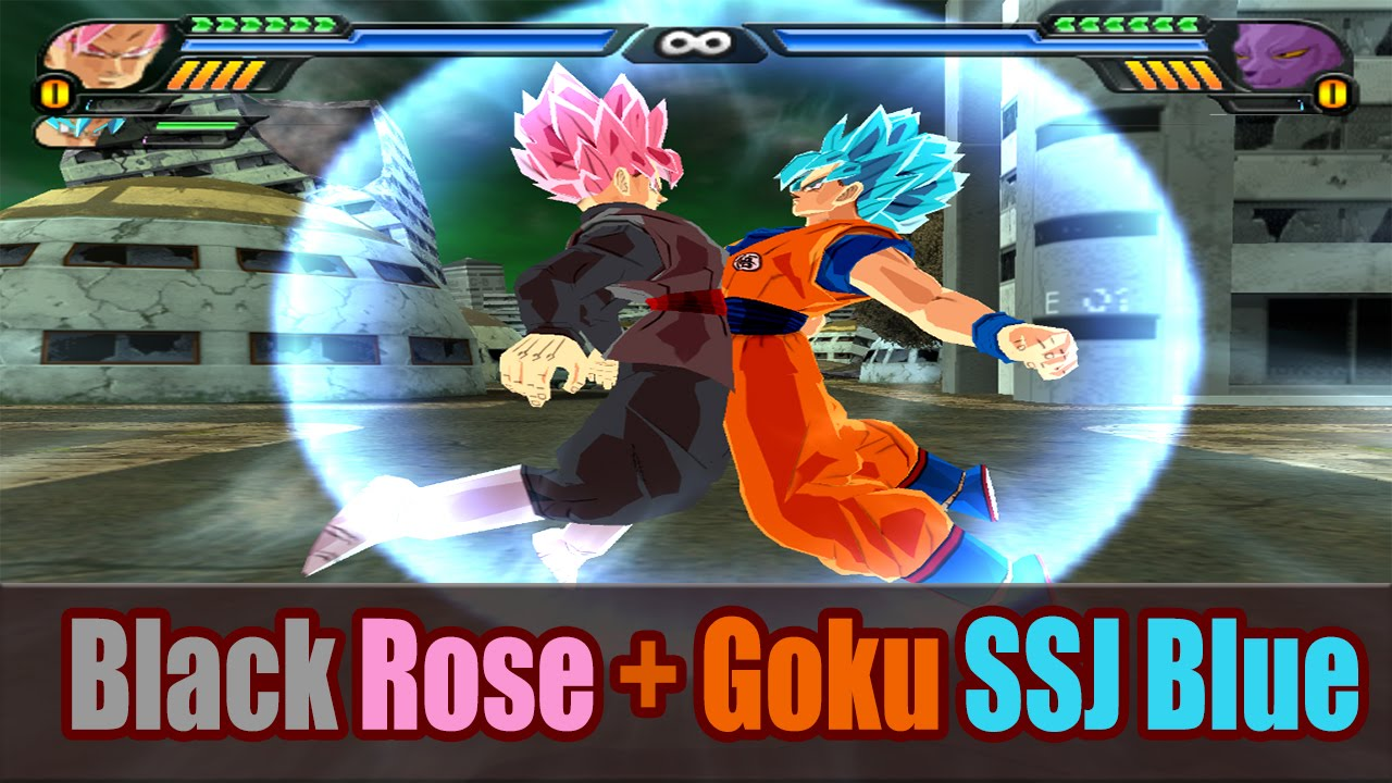 goku ssg blue and black goku rose fusion saiyan blue