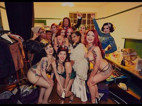London Burlesque Festival 2014 All Stars Show