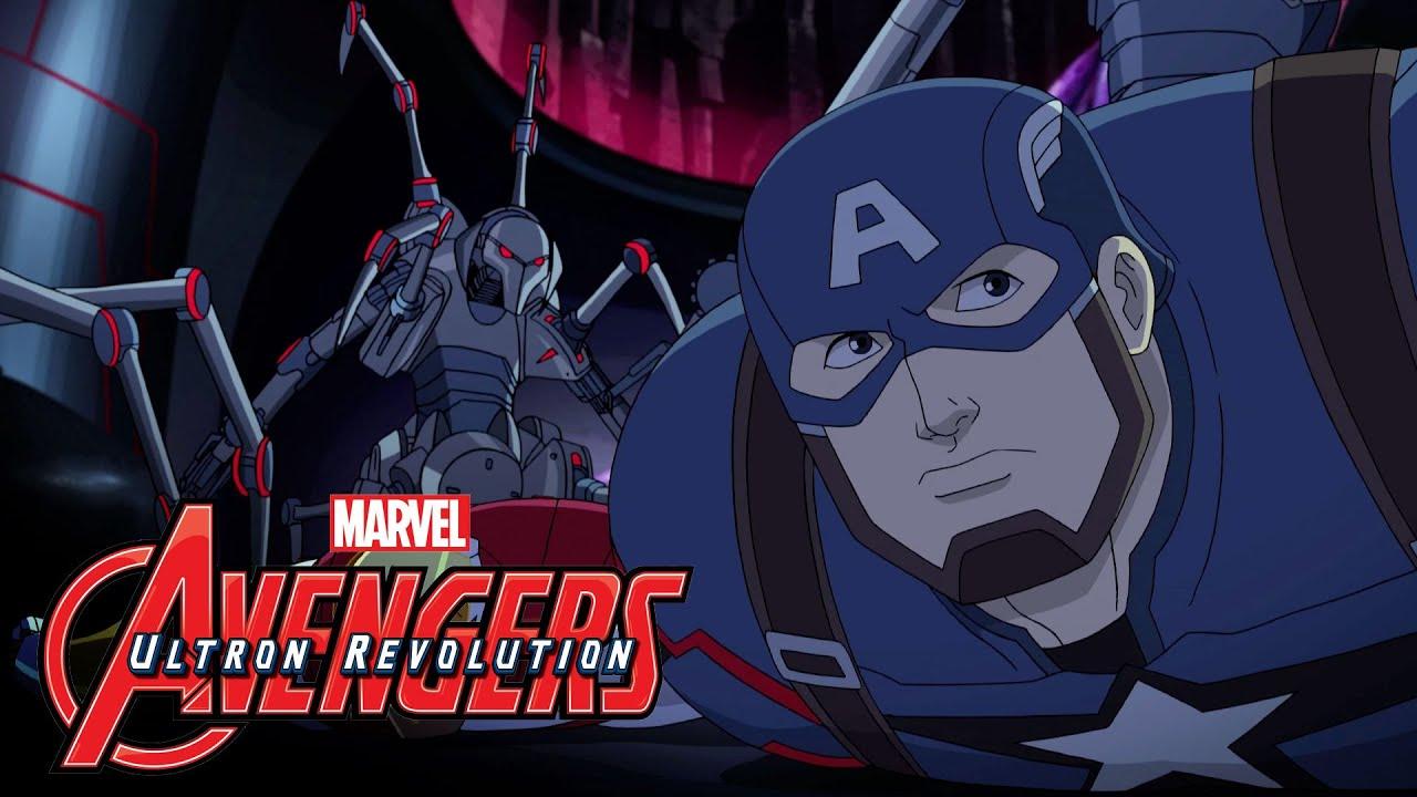 Marvel S Avengers Ultron Revolution Season 3 Ep 10