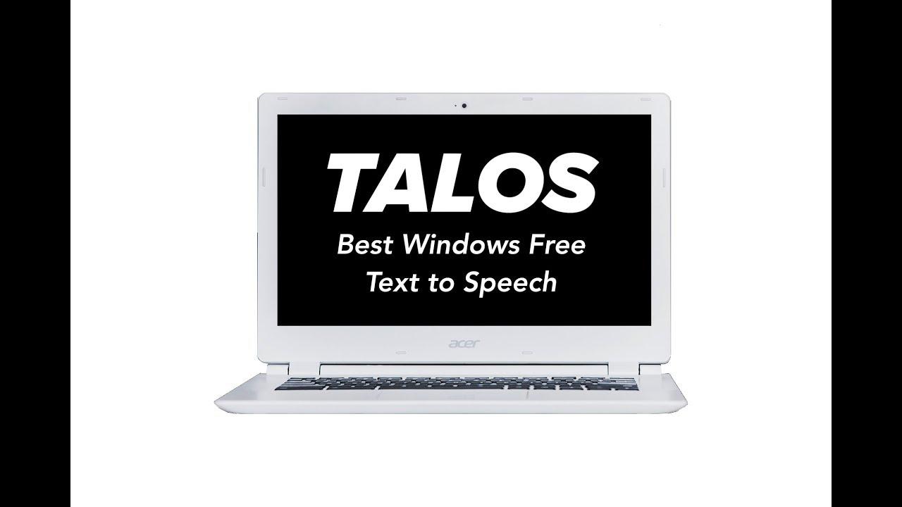 Tutorial: Free Text-to-Speech Windows App (Balabolka)