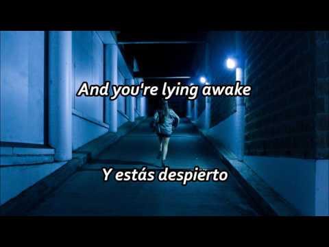Halsey - Alone (Lyrics - Sub Español)