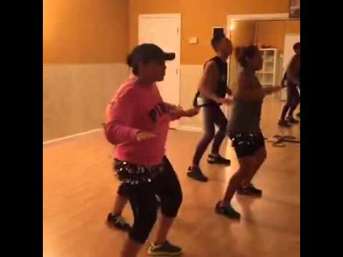 Zumba commercial 2015