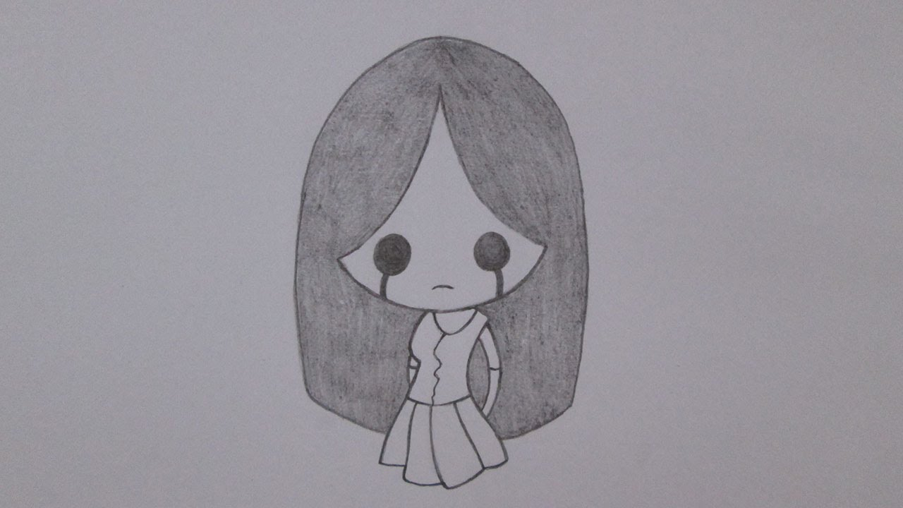 Desenhos Tumblr De Mão Estalando Como Fazer: Como Desenhar Uma Garota Gótica