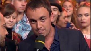 Стаффорд Дик на Минуте славы (отборочный тур) Рыбачёв и Пёс