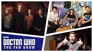 The Zygon Inversion Reactions - Doctor Who: The Fan Show