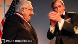 How WeAreChange Confronted Henry Kissinger for the Third Time