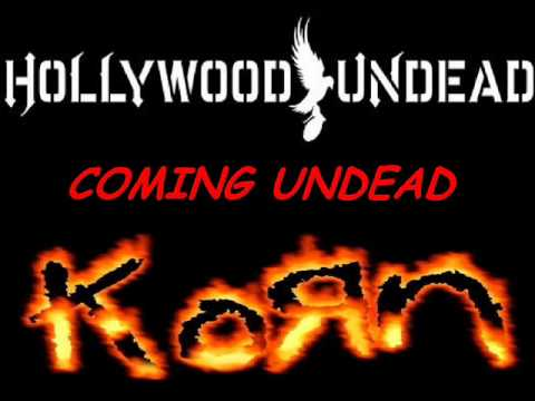 Coming Undead - Korn / Hollywood Undead (RAT MASHUP)