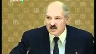Лукашенко про Лужкова