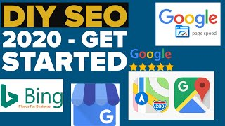 DIY SEO 2020 - 6 Steps for SEO Optimization on your Website