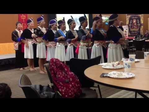 ASU Hmong Society Club Dances @ Chinese Moon Festival