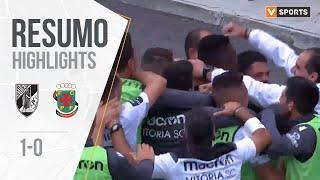 Highlights   Resumo: Vitória SC 1-0 Paços de Ferreira (Liga 19/20 #7)