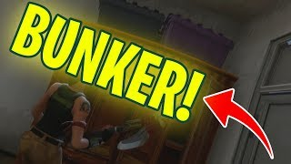BUNKER SECRETO - Fortnite Battle Royale