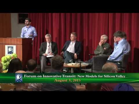 Forum on Innovative Transit 2015: Jason Dowlatabad, Uber
