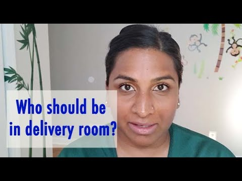 Who should be in the delivery room? Waiting room? Hospital? #pregnancy #delivery #IndoCaribbeanMom
