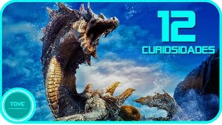 TOP 12 CURIOSIDADES SOBRE MONSTER HUNTER