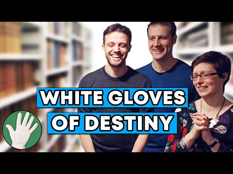 White Gloves of Destiny (feat. Festival of the Spoken Nerd) - Objectivity #59