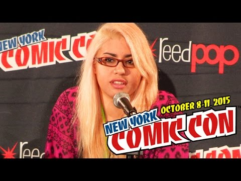 Chicks Kick Ass – The Ongoing Epic panel at New York Comic Con 2015 | papercuts Special Events