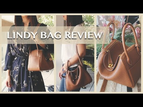 Bag Review | Hermès Lindy 26 | Try-on | Zihao Lin