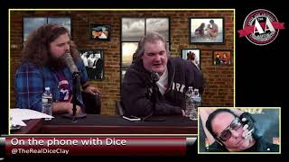 Video Artie and Anthony check on the health of Andrew Dice Clay download MP3, 3GP, MP4, WEBM, AVI, FLV November 2017