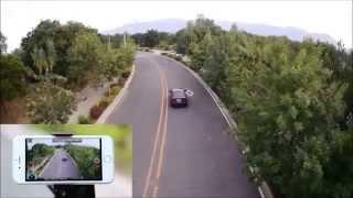【X DRONE】XIRO 零度探索者XPLORER V版 follow me 視覺跟蹤 跟拍測試 ZEROUAV