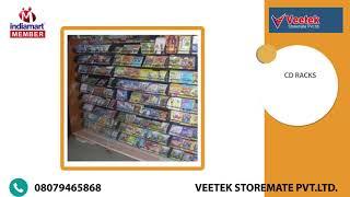 Pallet &Storage Racks by Veetek Storemate Pvt.ltd., Chennai