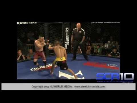 Steel City Rumble 10 Fraterelli vs. Trujillo & Catch Fight Brigade MMA Live Aug 23, 2013