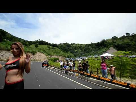 Reportaje GUACHIPILIN CLASSIC DOWNHILL SKATEBOARDING PUEBLOS VIVOS, Santa Rosa Guachipilín