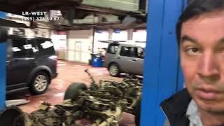 Поломка дизельного двигуна 2,7 ТД на Діскавері 3 - випадок з практики ЛР ВЕСТ.