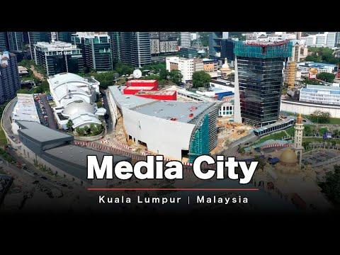 The RTM MediaCity Kuala Lumpur