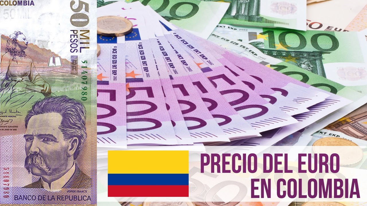 Precio Del Euro Hoy Octubre 2016 Vs Peso Colombiano