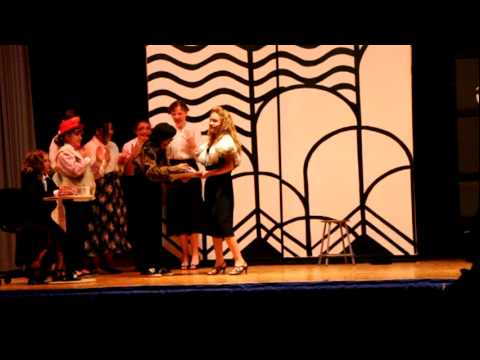 Bugsy Malone play ~ Belle ~ is Lena Marelli singing Show Business